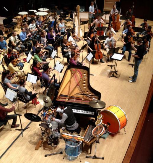 Rice University Chamber Orchestra