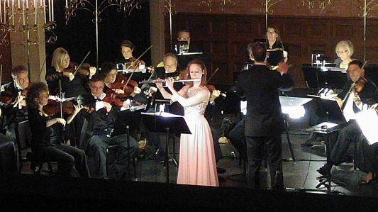 Jan. 2017 Mozart Concerto in G Major performance