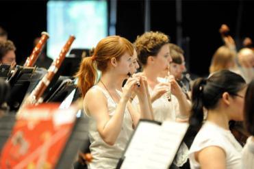 July 2012 Brevard Music Center