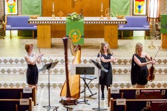 Sept. 2015 Deciduous Trio Phil Kramer Recital Series