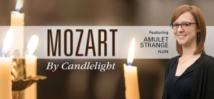 Mozart by Candlelight Flyer